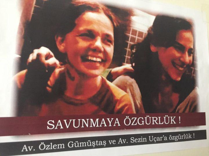 L4L and FTW observe hearing lawyers Ezilenlerin Hukuk Bürosu