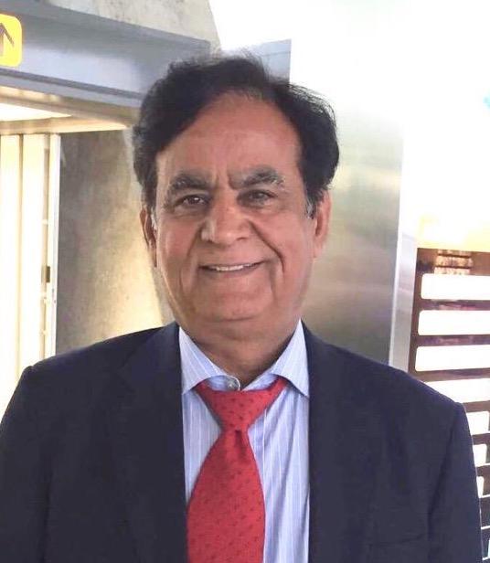 College met advocaat Saif ul-Malook uit Pakistan