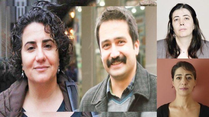 Lawyers from Progressive Lawyers Association (ÇHD) on hunger strike