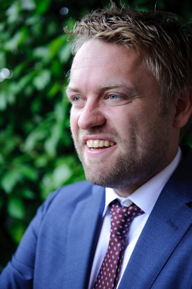 In Profiel: advocaat Wout Albers