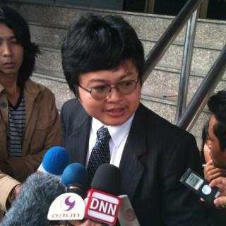 Intimidatie van advocaat Anon Nampa