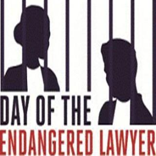 Manifestatie Dag van de Bedreigde Advocaat