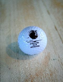 Set golfballen