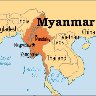 Oral statement on Myanmar